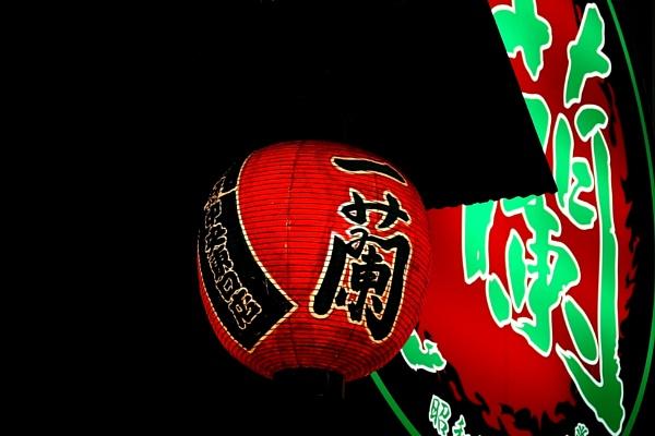 Japanese Lantern by manicam