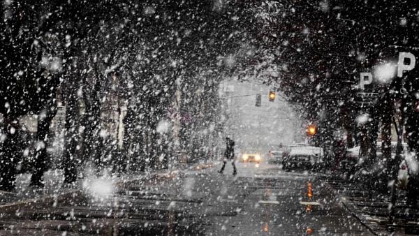 Winter Scene XXV by MileJanjic