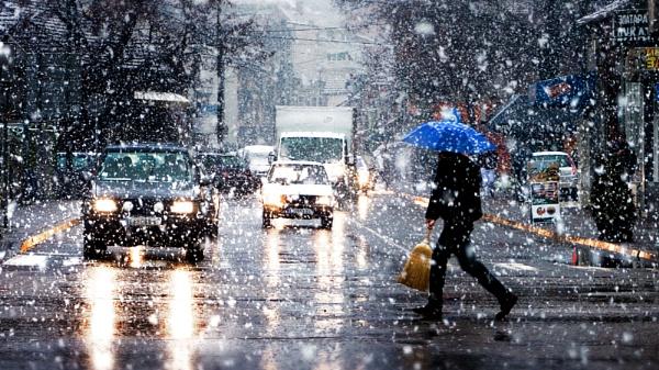 Winter Scene XXVI by MileJanjic