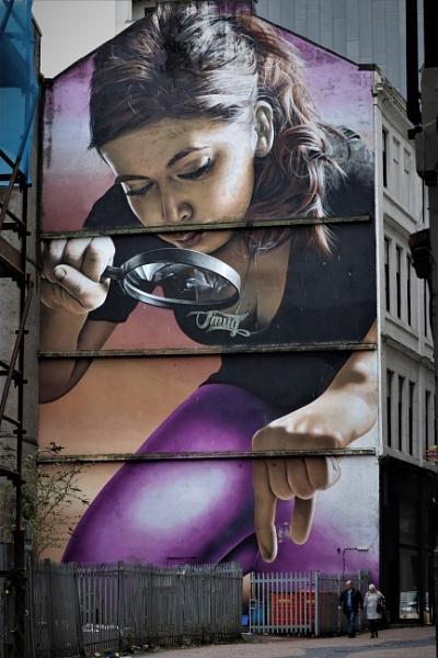 Graffiti or Art by zerolimits