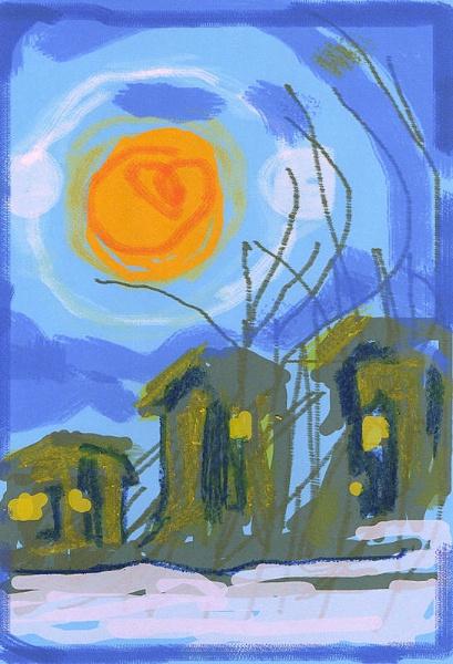 Sun Dogs by DonSchaeffer