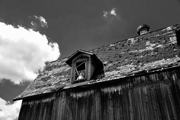 Wyoming barn 2 by BiffoClick