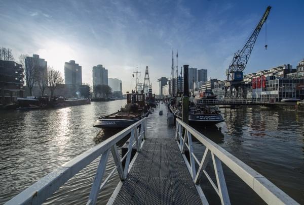 Historic Harbour by joop_