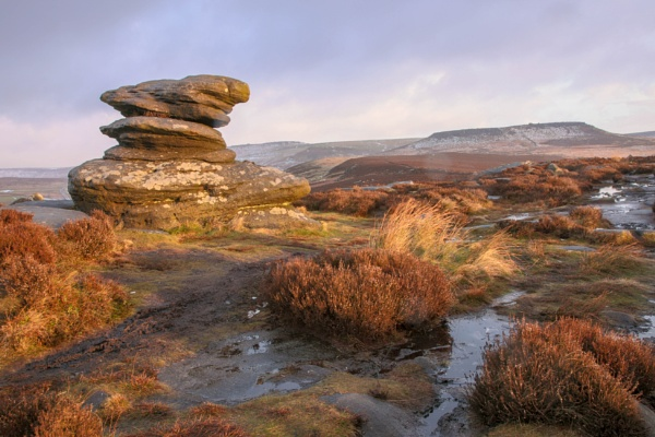 Owler Tor by AM74