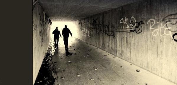Tunel by sturko