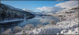 View to Snowdon