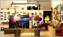 Art Shop At Night. by lifesnapper