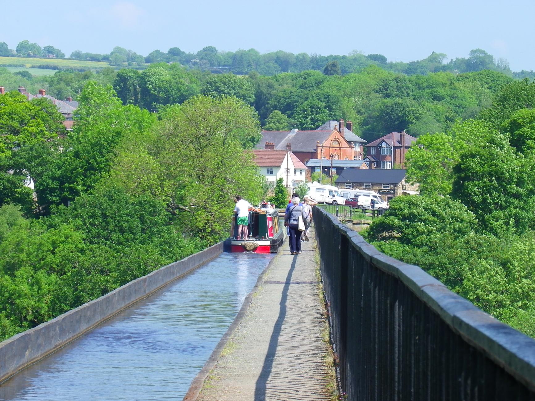 Pontcysyllte Aqueduct N/W