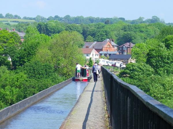 Pontcysyllte Aqueduct N/W by skoda
