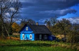 A Blue Dacha