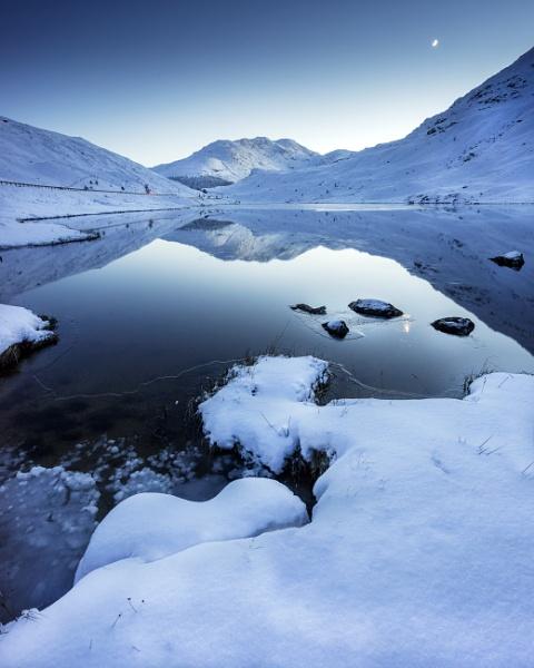 Loch Restil Blue Hour by Mark_Callander