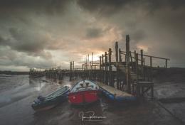 Morston quay, Norfolk