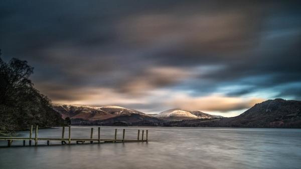 Derwent Water Morning Shot by Pete2453