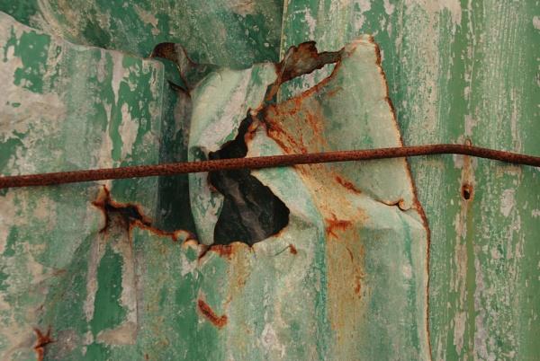 Rust & Green... by Chinga