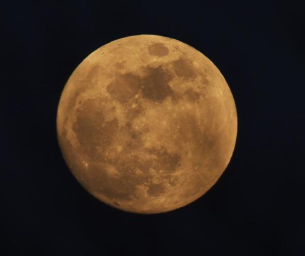 Landscape -Super Moon by k2