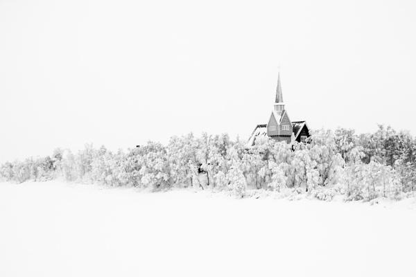 Karesuando Church. by searp