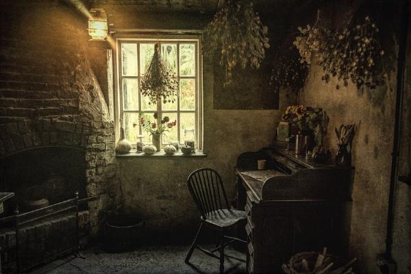 Head Gardener\'s Office by CanonMan