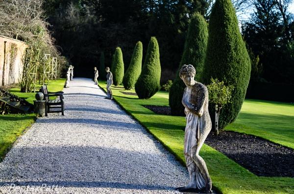 Hopton Hall gardens by pentaxpatty