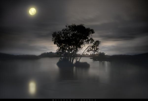 The Magic Lake by nishant101