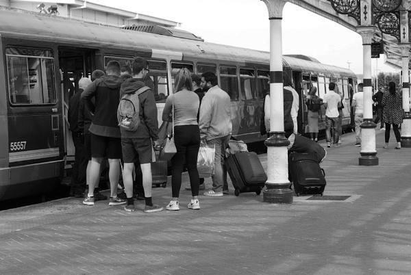 Departures by DaveRyder