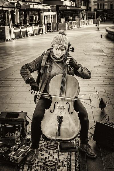 musician by mogobiker