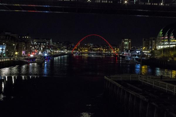 Geordie lights by 50martins