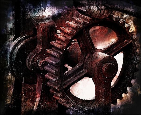 Dark Machine by ThePixelator