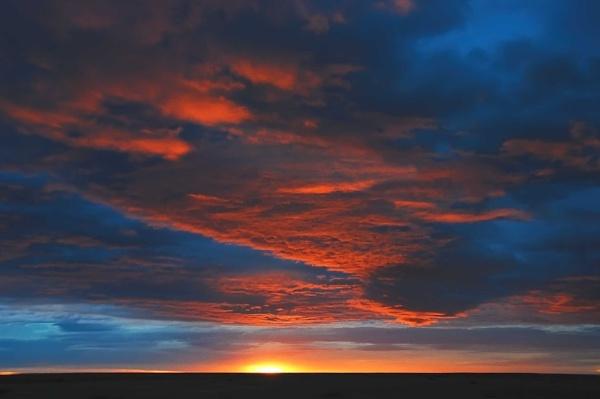 Patagonian Sunrise by LarryG