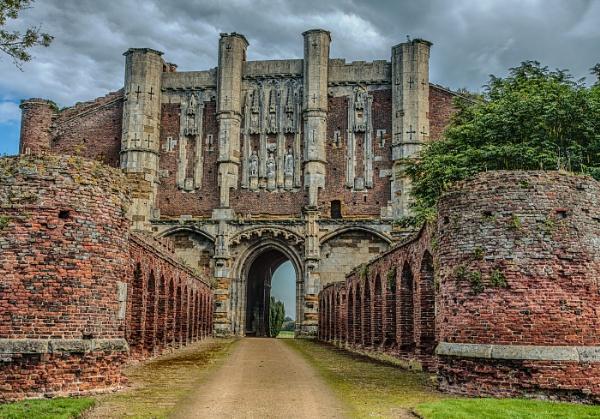 Thorton Abby Gate by 62Baldrick59