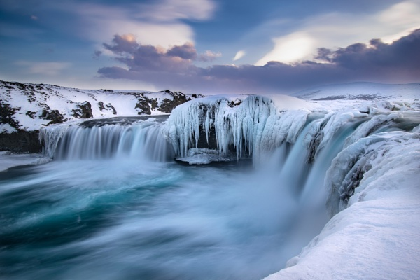 Godafoss by kip