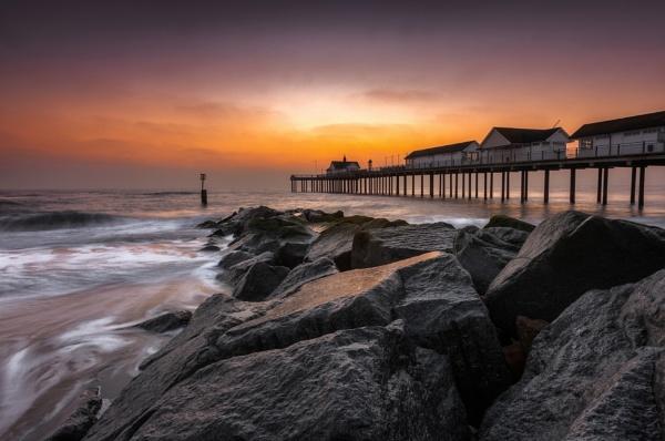 Sea Side Rock by chris-p