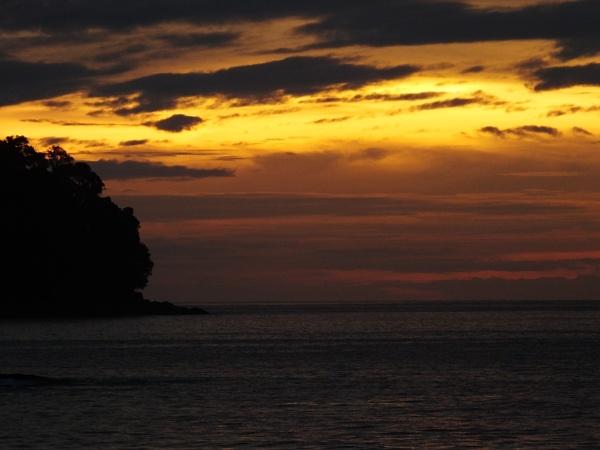Sunset  - Kwao Lak Thailand by patrickmcnally