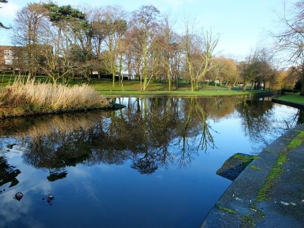 Mirror image - Bangor Co Down by patrickmcnally