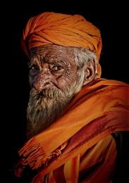 Saffron is my colour.........