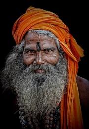 The friendly sadhu of Haridwar