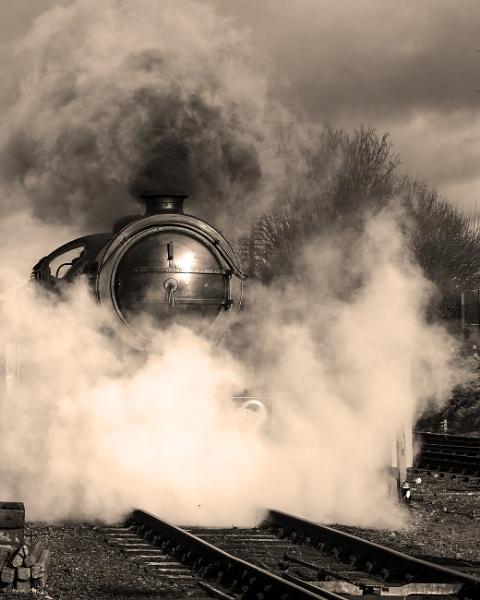 Full Steam Ahead by jonnydart