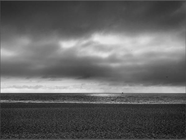 A blip on the horizon by rambler