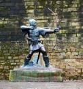 Robin Hood by Hurstbourne