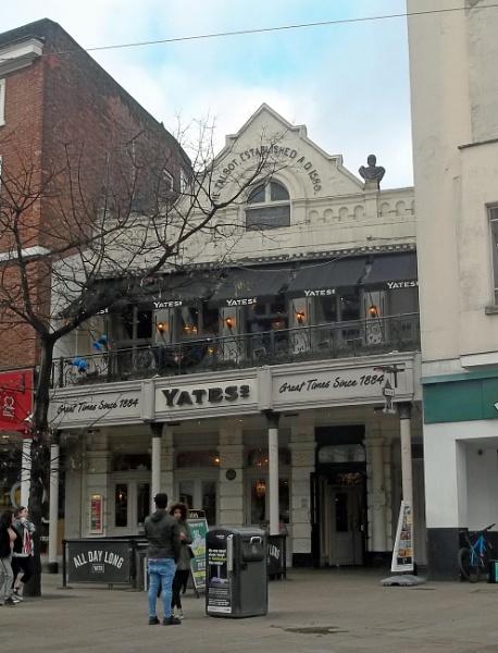 The Talbot by Hurstbourne