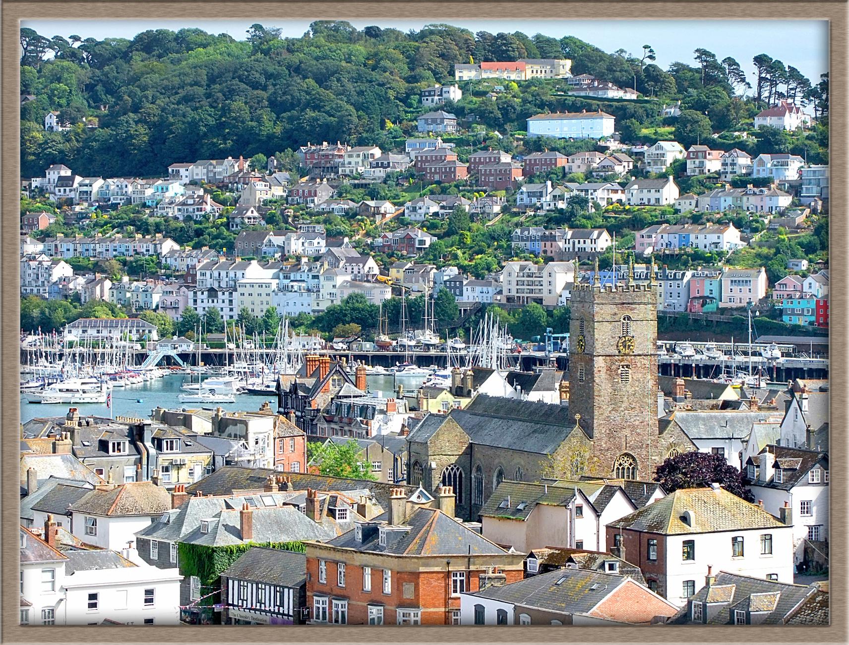 Dartmouth and Kingswear