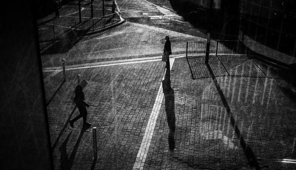 Saturday Shadows X by optik