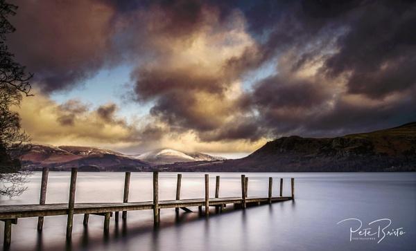 Sunrise Over Derwent Water by Pete2453