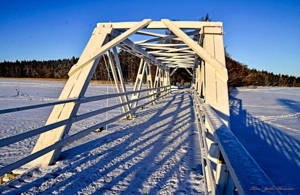 Liessaari bridge,