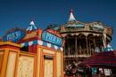 Pier 39 Carousel by JohnnyG