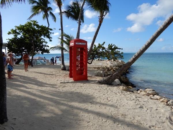 Caribbean Beach Phone by voyger1010