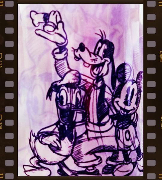 Disney Present by manicam