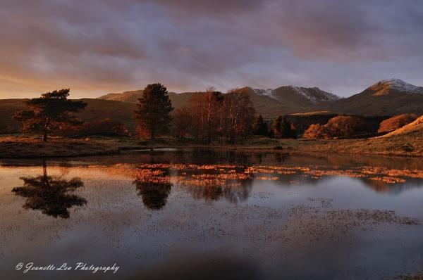 Twilight Sunset by janlea