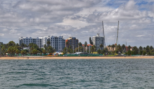 St Kilda by ColleenA
