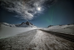 Mountain Pass by Moonlite