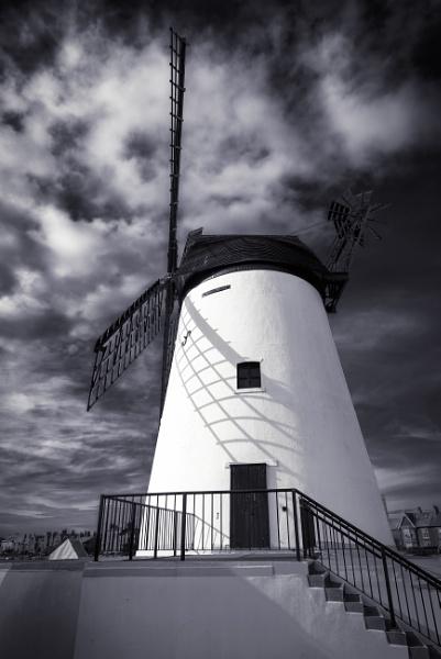 Lytham Windmill by TrotterFechan